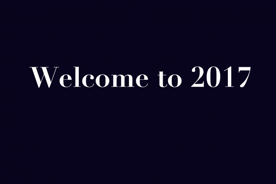 Welcome to 2017 by Yasmin Jones-Henry