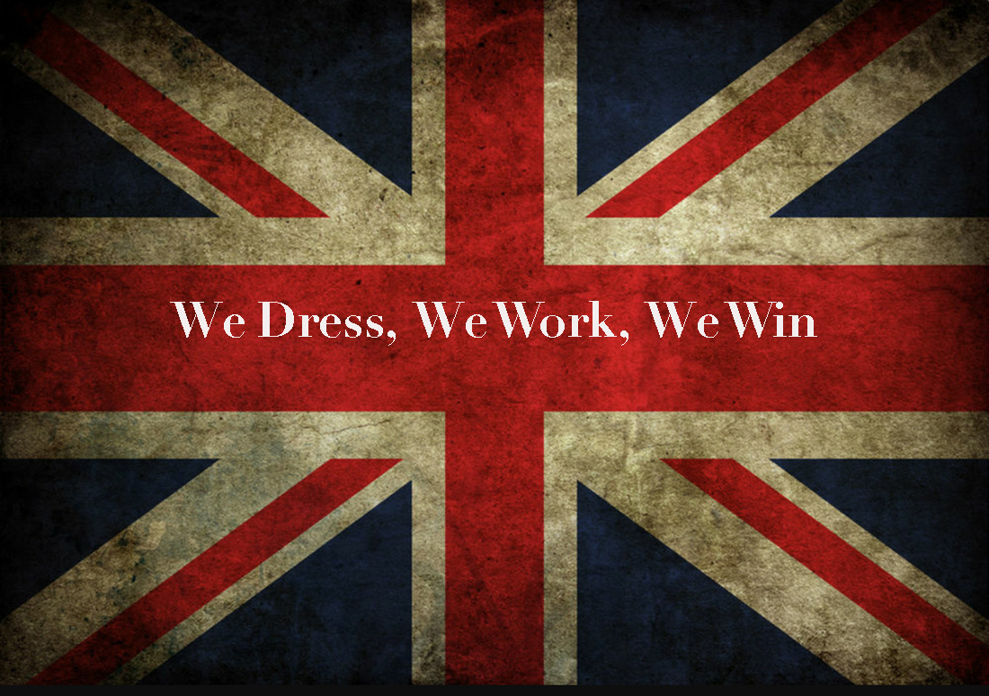 We Dress, We Work, We Win By Yasmin Jones-Henry