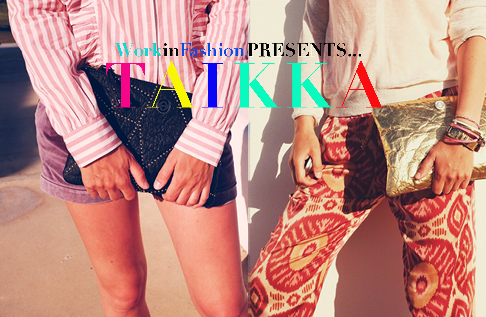 Work In Fashion Presents… Taikka by Yasmin Jones-Henry