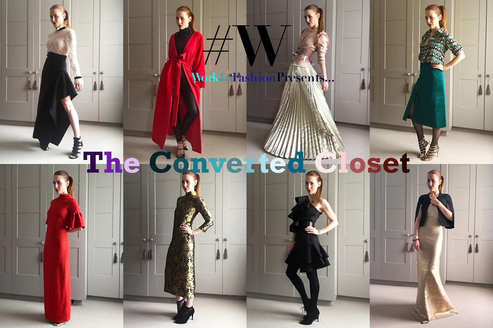 The Converted Closet by Yasmin Jones-Henry