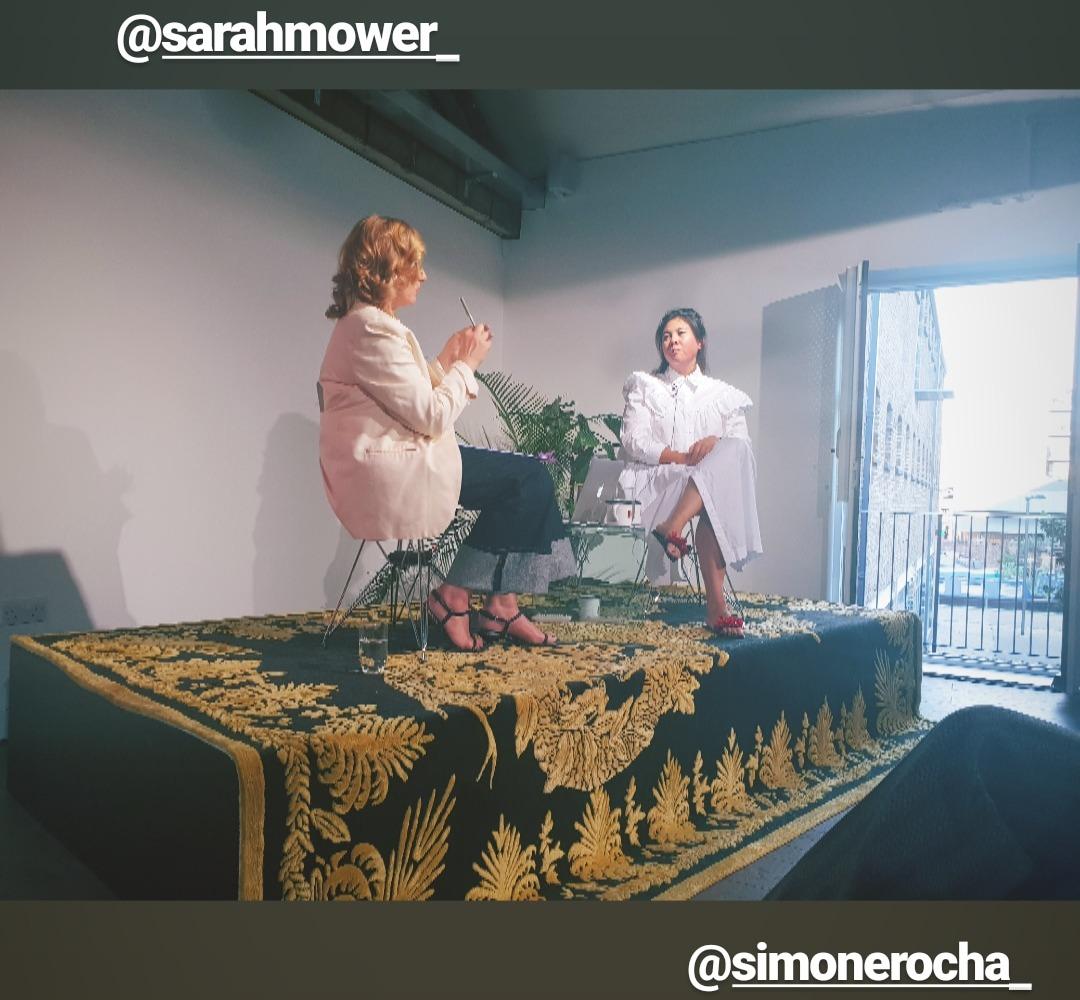 In Conversation with Simone Rocha & Sarah Mower MBE